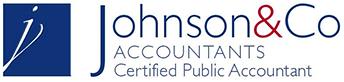 Johnson & Co Accountants logo