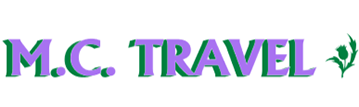 M.C. Travel logo