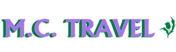 M.C. Travel logo